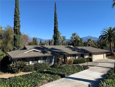 1435 Elizabeth Crest Drive, Redlands, CA 92373 - MLS#: EV20012368