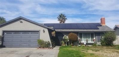 14311 Victor Drive, Moreno Valley, CA 92553 - MLS#: EV20012499