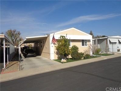 1251 E Lugonia Avenue UNIT 19, Redlands, CA 92374 - MLS#: EV20012826