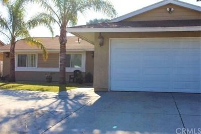 16603 Mallory Drive, Fontana, CA 92335 - MLS#: EV20013249