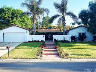 11724 Eton Drive, Grand Terrace, CA 92313 - MLS#: EV20015691
