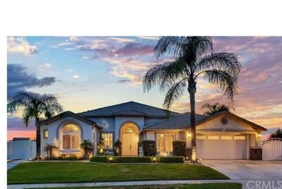 13668 Canyon View Drive, Yucaipa, CA 92399 - MLS#: EV20016277