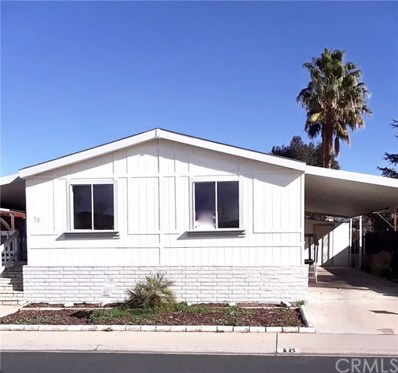 1721 E Colton Avenue UNIT 18, Redlands, CA 92374 - MLS#: EV20019272