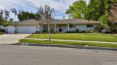 1628 Benita Marie Crest, Redlands, CA 92373 - MLS#: EV20022534