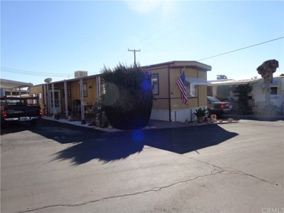 1001 3rd Street UNIT 61, Calimesa, CA 92320 - MLS#: EV20023354