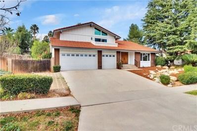 442 Iris Street, Redlands, CA 92373 - MLS#: EV20025487