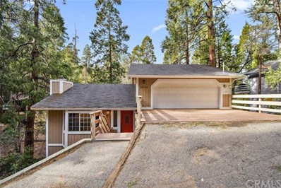 24776 Finhaut Drive, Crestline, CA 92325 - MLS#: EV20027131