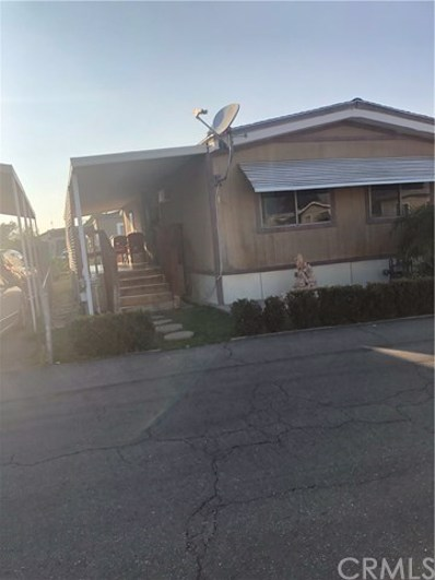 2160 Rialto Avenue UNIT 147, Rialto, CA 92408 - MLS#: EV20030188