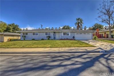 212 Gardenia Avenue, Redlands, CA 92373 - MLS#: EV20031614