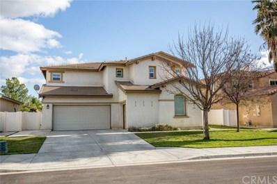 709 Multnomah Court, San Jacinto, CA 92582 - MLS#: EV20032206