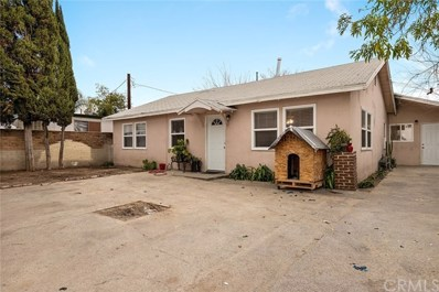 7281 Mira Vista Avenue, San Bernardino, CA 92410 - MLS#: EV20032212