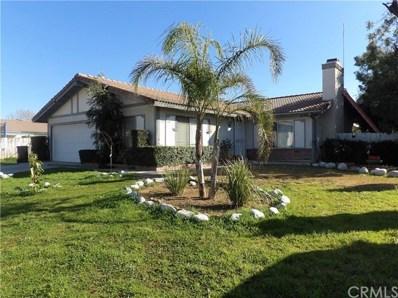 25913 Deerberry Drive, Moreno Valley, CA 92553 - MLS#: EV20032491