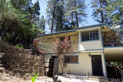 24615 Valle Drive, Crestline, CA 92325 - MLS#: EV20034994
