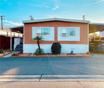 222 S Rancho Avenue UNIT 8, San Bernardino, CA 92410 - MLS#: EV20035501