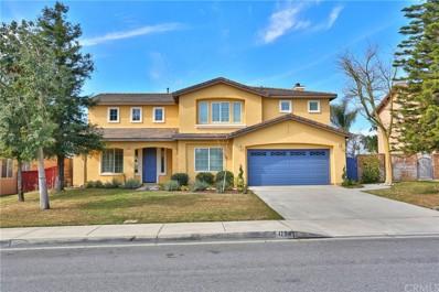 1754 N Arrowhead Avenue, Rialto, CA 92376 - MLS#: EV20038374