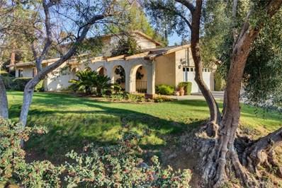 1425 Elizabeth Crest Drive, Redlands, CA 92373 - MLS#: EV20040371