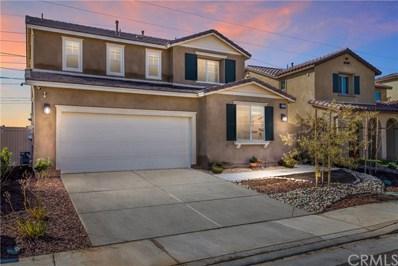 1389 Black Diamond Drive, Beaumont, CA 92223 - MLS#: EV20041181