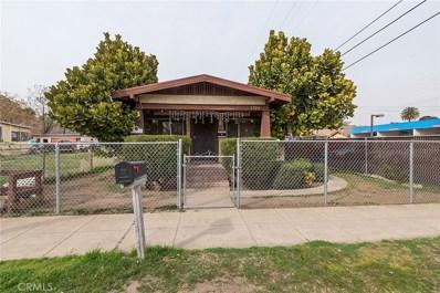 1324 W 2nd Street, San Bernardino, CA 92410 - MLS#: EV20047001