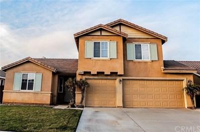 1672 Amber Lily Drive, Beaumont, CA 92223 - MLS#: EV20047945