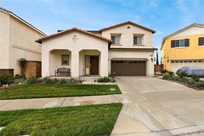 16731 Kalmia Lane, Fontana, CA 92336 - MLS#: EV20054908