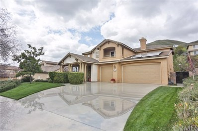 33878 Golden Crown Way, Yucaipa, CA 92399 - MLS#: EV20057955