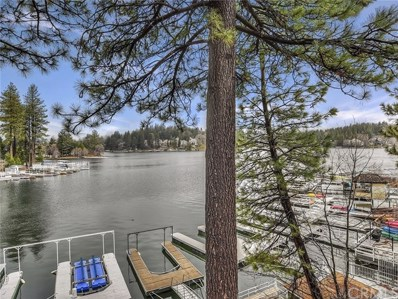 346 Lake Resort Road, Lake Arrowhead, CA 92352 - MLS#: EV20058470
