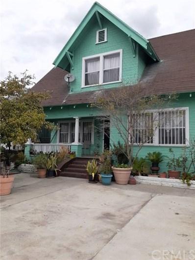 739 E 33rd Street, Los Angeles, CA 90011 - MLS#: EV20061086