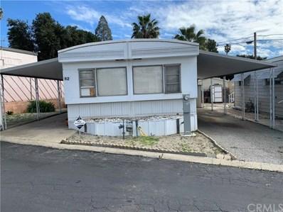 35011 Avenue E UNIT 82, Yucaipa, CA 92399 - MLS#: EV20062846