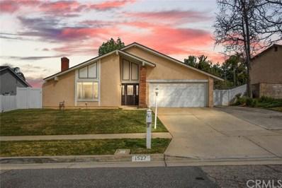 1527 Powell Ln, Redlands, CA 92374 - MLS#: EV20063371