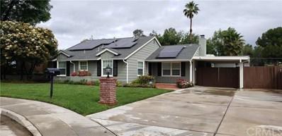 2953 Pinkerton Place, Riverside, CA 92506 - MLS#: EV20071907