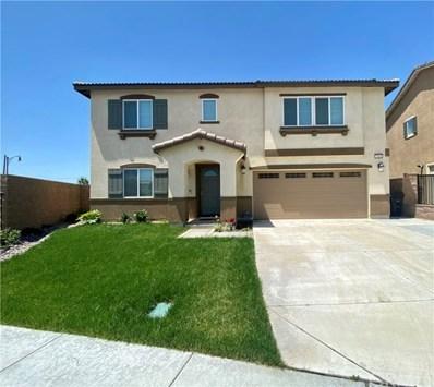 7584 Sleepy Creek Avenue, Fontana, CA 92336 - MLS#: EV20084112