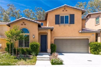 11832 Greenbrier Lane, Grand Terrace, CA 92313 - MLS#: EV20094416