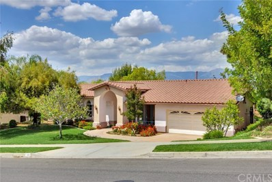519 Golden West Drive, Redlands, CA 92373 - MLS#: EV20101103