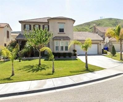 1129 Amberwood Court, San Bernardino, CA 92407 - #: EV20101194