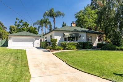 1117 Chestnut Avenue, Redlands, CA 92373 - MLS#: EV20102802