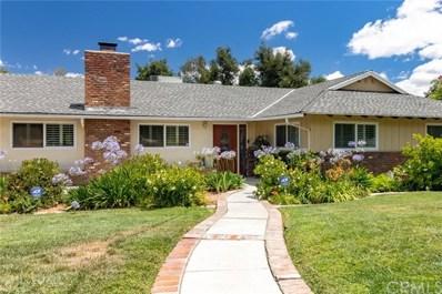 431 Eucalyptus Drive, Redlands, CA 92373 - MLS#: EV20127015