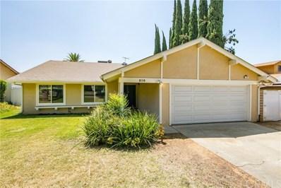 510 Norwood Street, Redlands, CA 92373 - MLS#: EV20147767