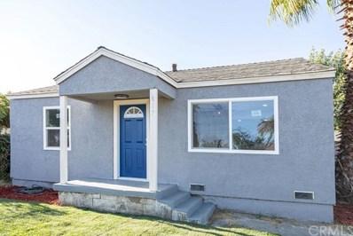 817 W 131ST Street, Compton, CA 90222 - MLS#: EV20147874