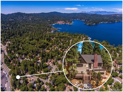 283 Walnut Drive, Lake Arrowhead, CA 92352 - MLS#: EV20150198