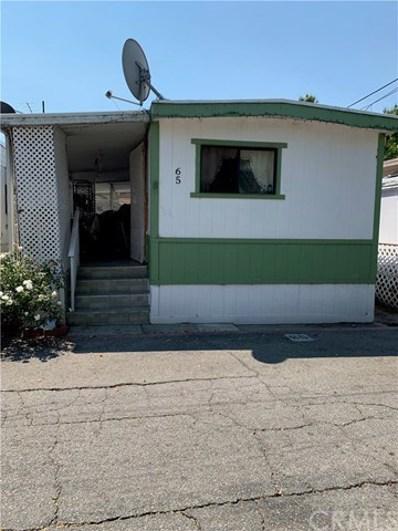5533 Long Beach Blvd UNIT 65, Long Beach, CA 90805 - MLS#: EV20167212