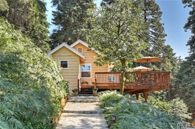 831 Blueridge Drive, Lake Arrowhead, CA 92385 - MLS#: EV20183363