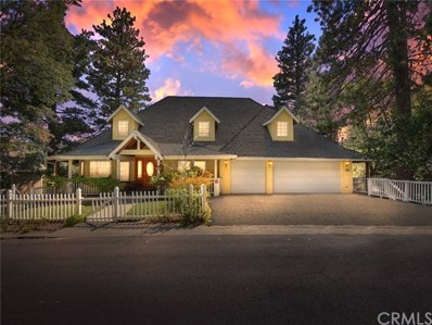 26347 Thunderbird Drive, Lake Arrowhead, CA 92352 - MLS#: EV20184252