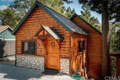 605 Clubhouse Drive, Twin Peaks, CA 92391 - MLS#: EV20189159