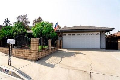 1017 Janette Street, Hacienda Hts, CA 91745 - MLS#: EV20194431