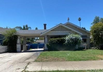 3672 Bandini Avenue, Riverside, CA 92506 - MLS#: EV20218432