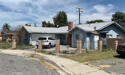 1374 Bernard Court, San Bernardino, CA 92404 - MLS#: EV20239094