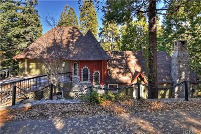 269 Blue Lake Road, Lake Arrowhead, CA 92352 - MLS#: EV20258423