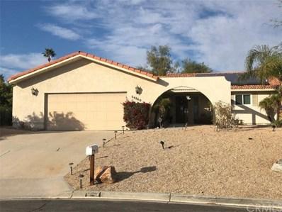 64860 Burke Court, Desert Hot Springs, CA 92240 - MLS#: EV21002474