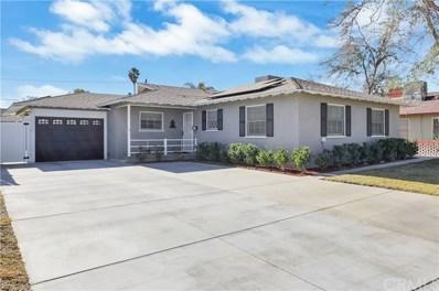 3718 San Simeon Way, Riverside, CA 92506 - MLS#: EV21006387