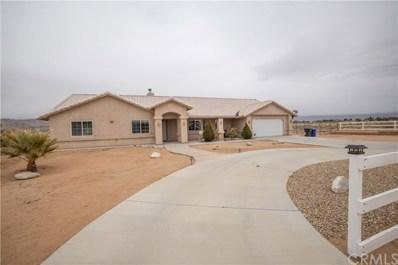 16015 Apache Road, Apple Valley, CA 92307 - MLS#: EV21015112